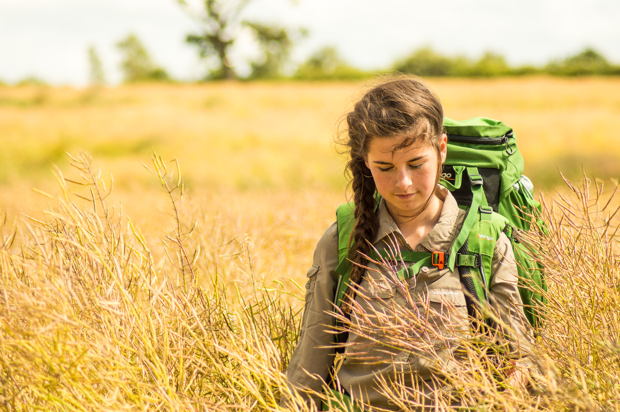 Craghoppers Ambassador Lucy share her favourite kit to take on a DofE expedition