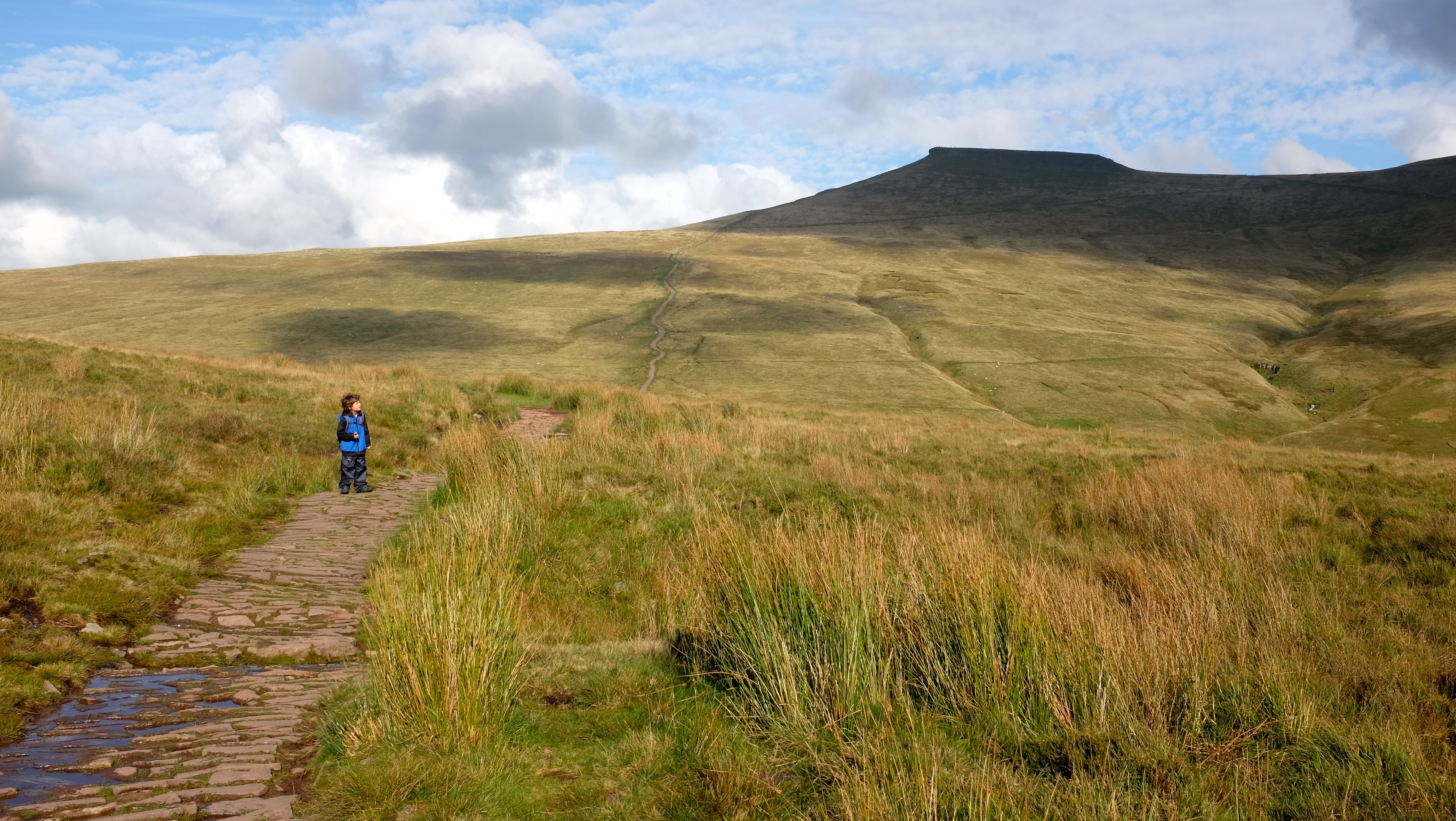 adventures with Hunter: The Brecon Beacons
