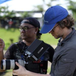 Craghoppers Ambassador, Cameraman and photographer Benjamin Sadd