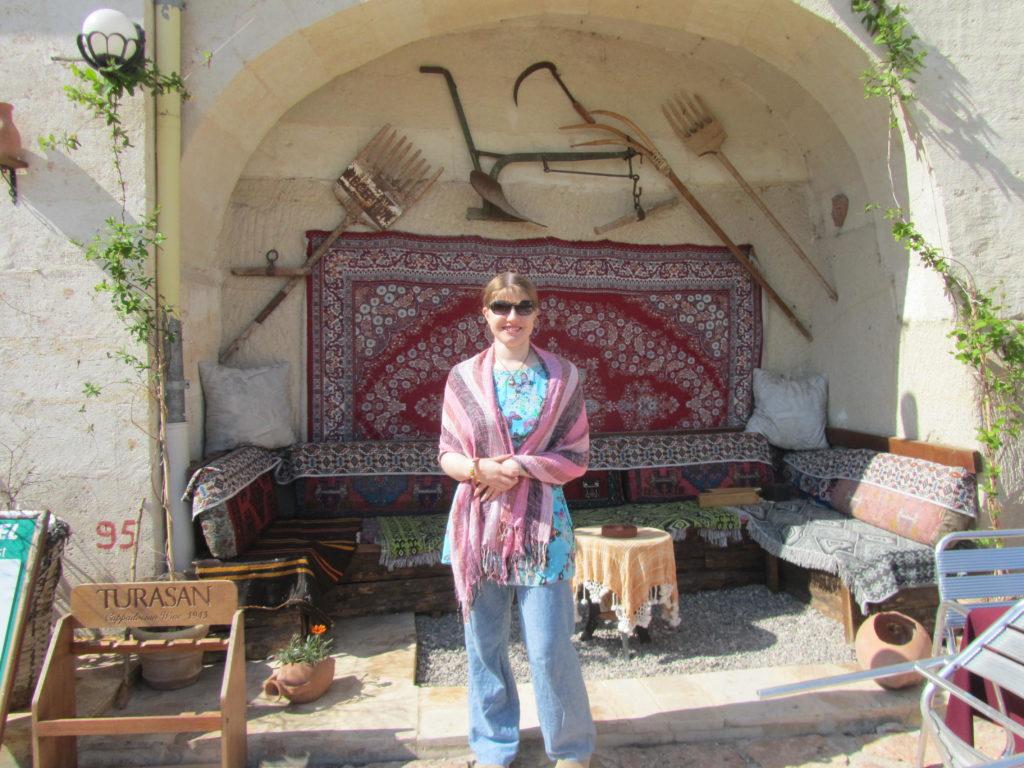 Exploring Cappadocia