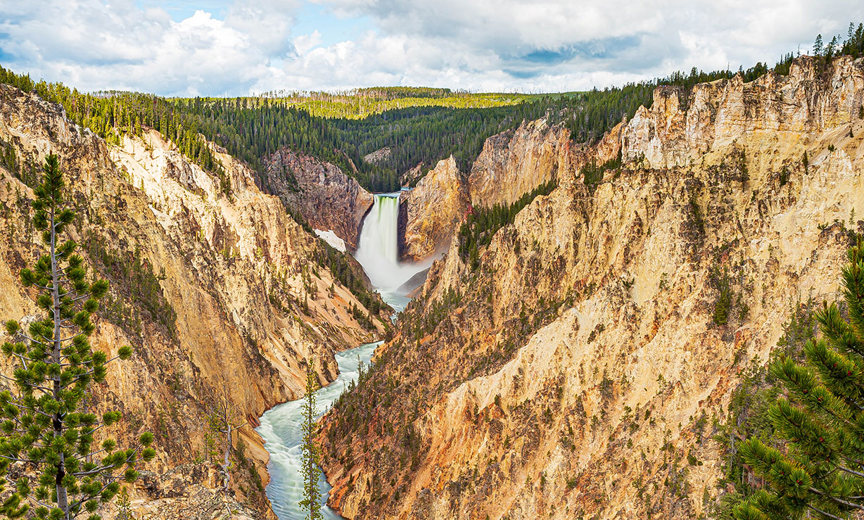 Yellowstone Geology Facts