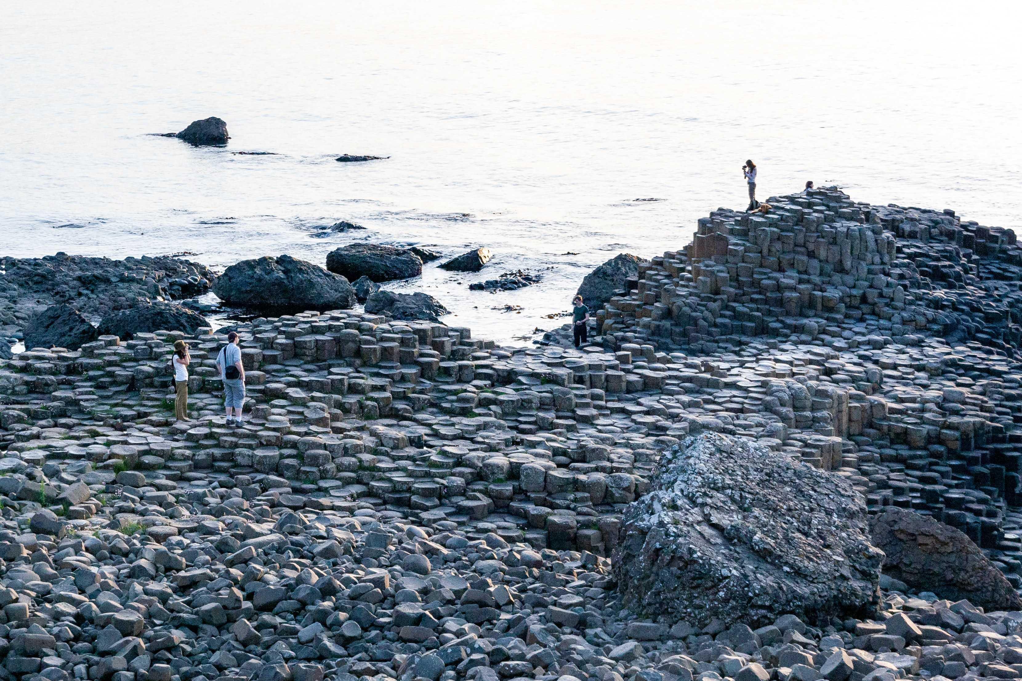 The Giant's Causeway Coastal Walk