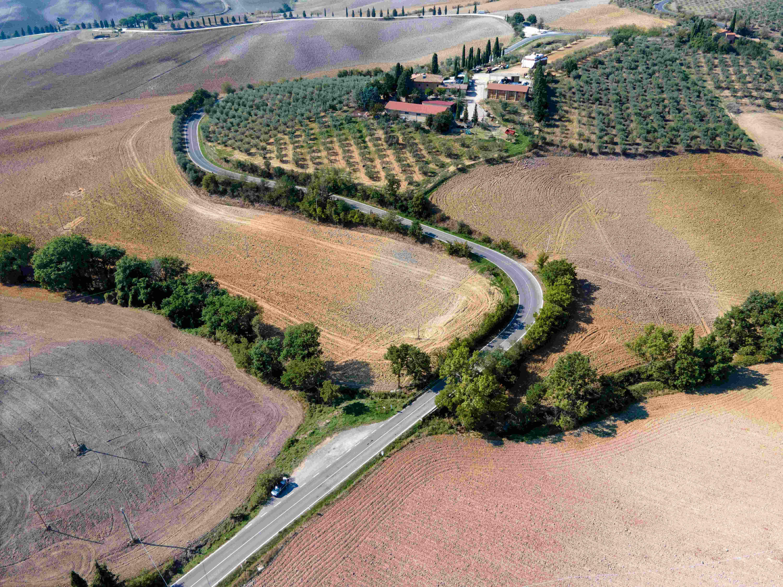 Where To Go For Autumn Sun - Tuscany