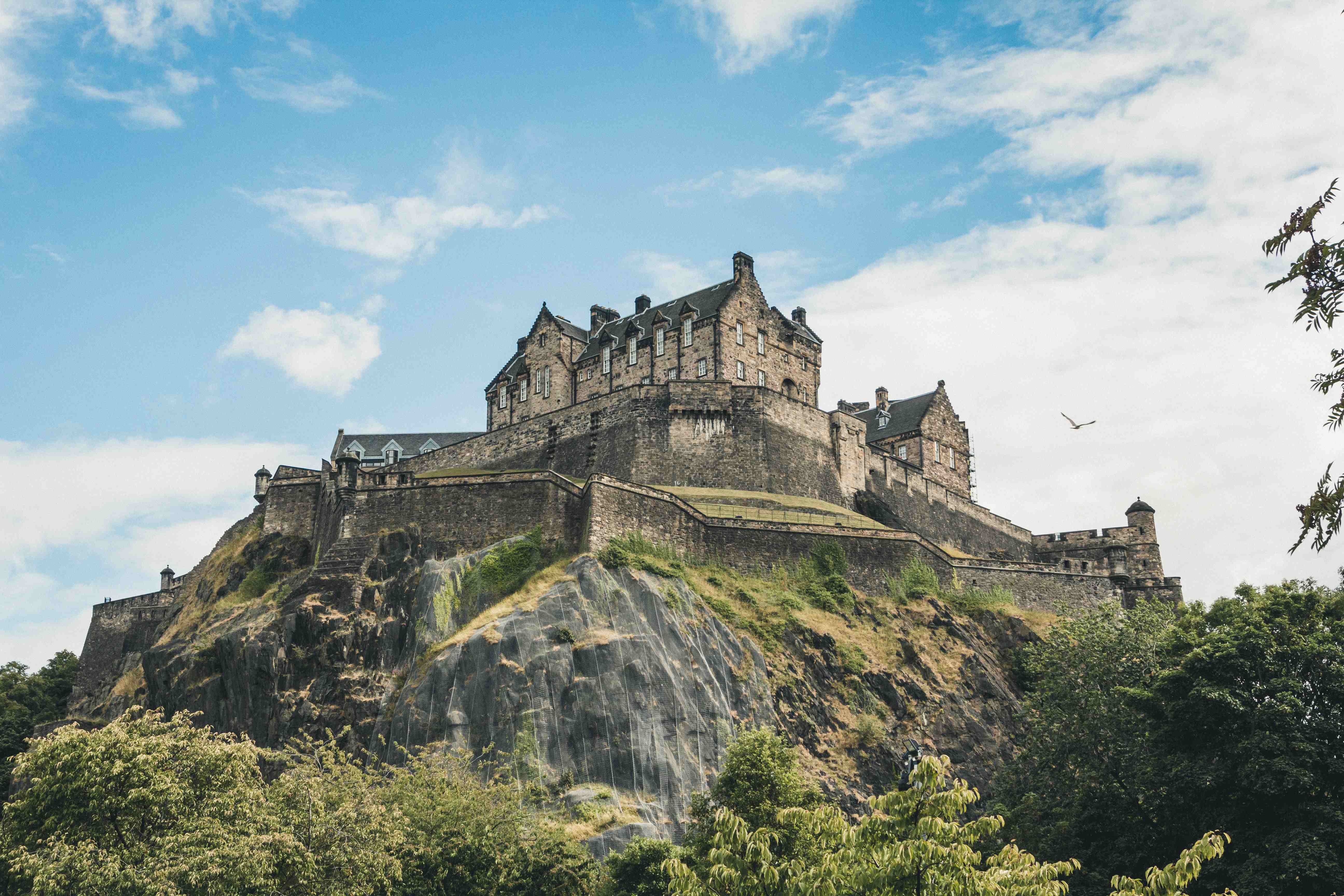 What To See In Edinburgh: The Castle
