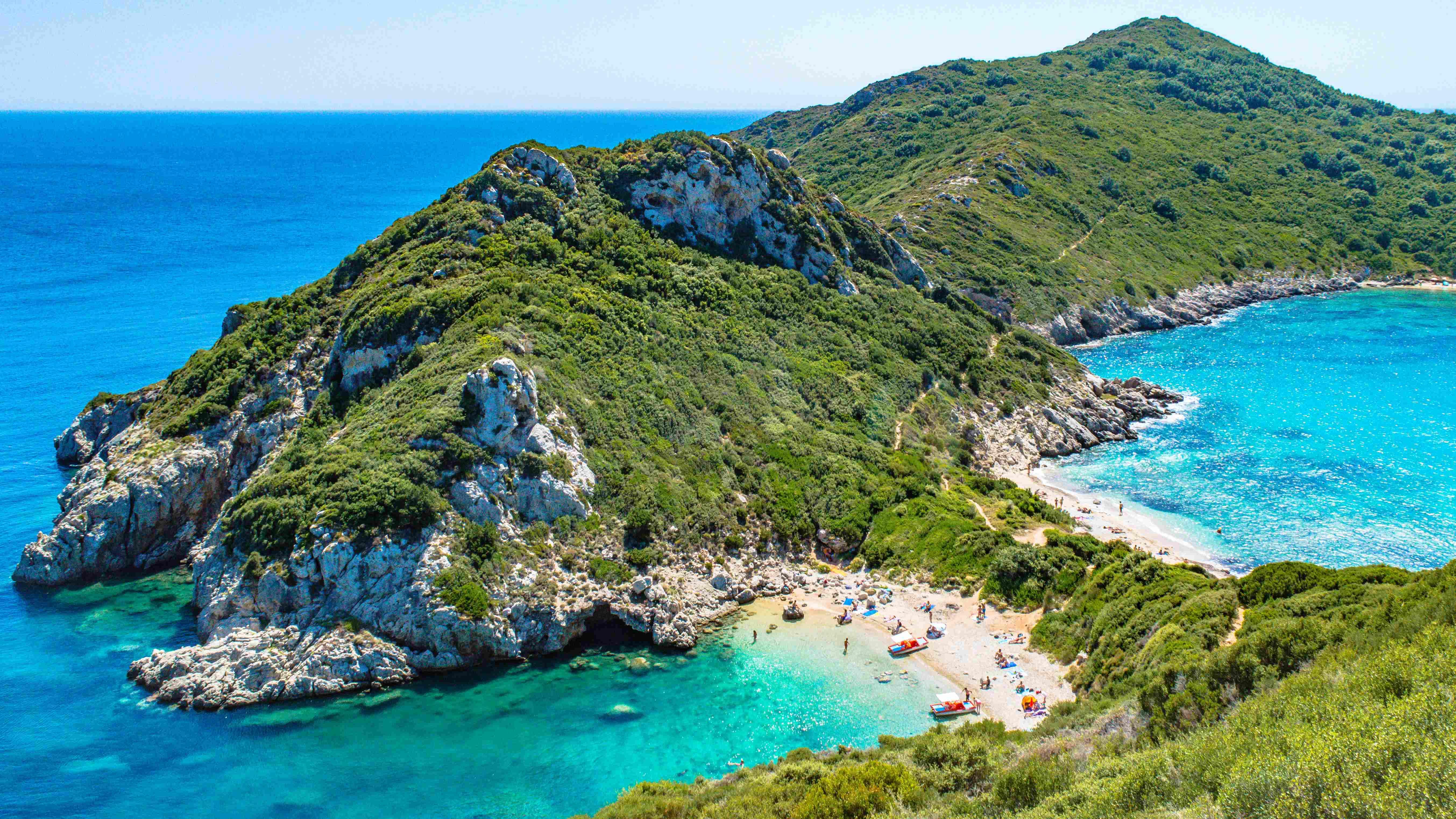 Corfu Trail Trekking Holidays